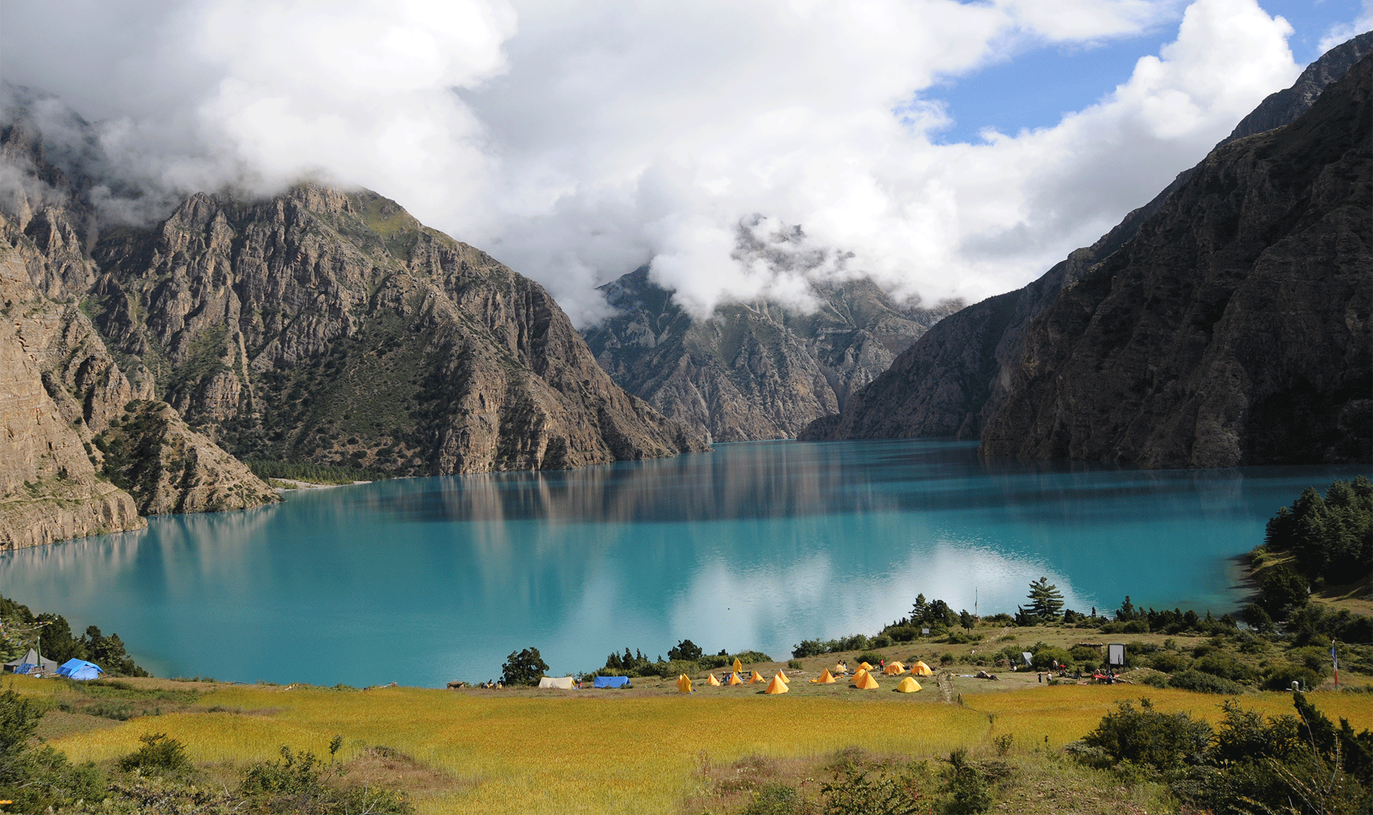 phoksundo-lake